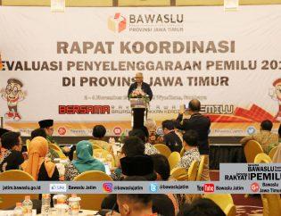 Evaluasi Pemilu 2019, Ketua DKPP: Sukses Penyelenggaraan Saja Tidak Cukup