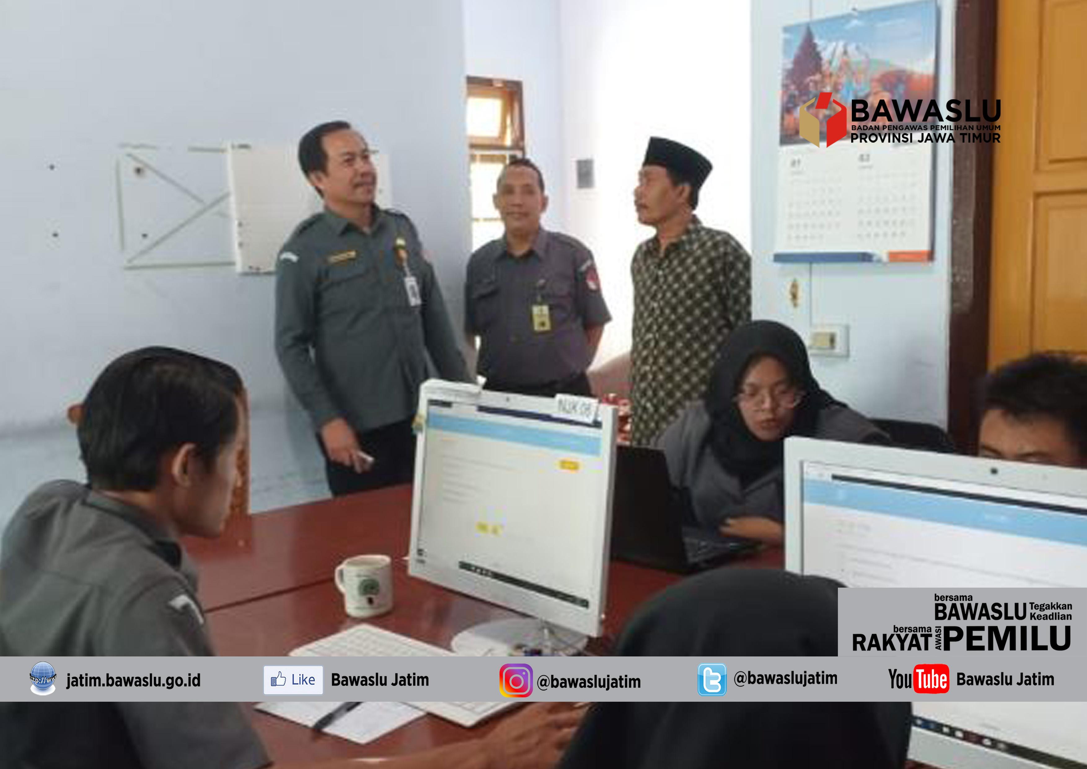 Pak Sapni Monitoring Evaluasi PPNPNS