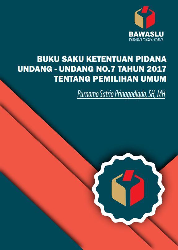 Buku Saku Ketentuan Pidana Pemilu