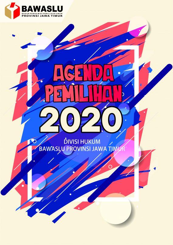 Kalender Harian Pilkada 2020